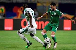 مشاهدة مباراة الجزائر