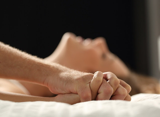 Any way out? Love-making with my husband no longer turns me on
