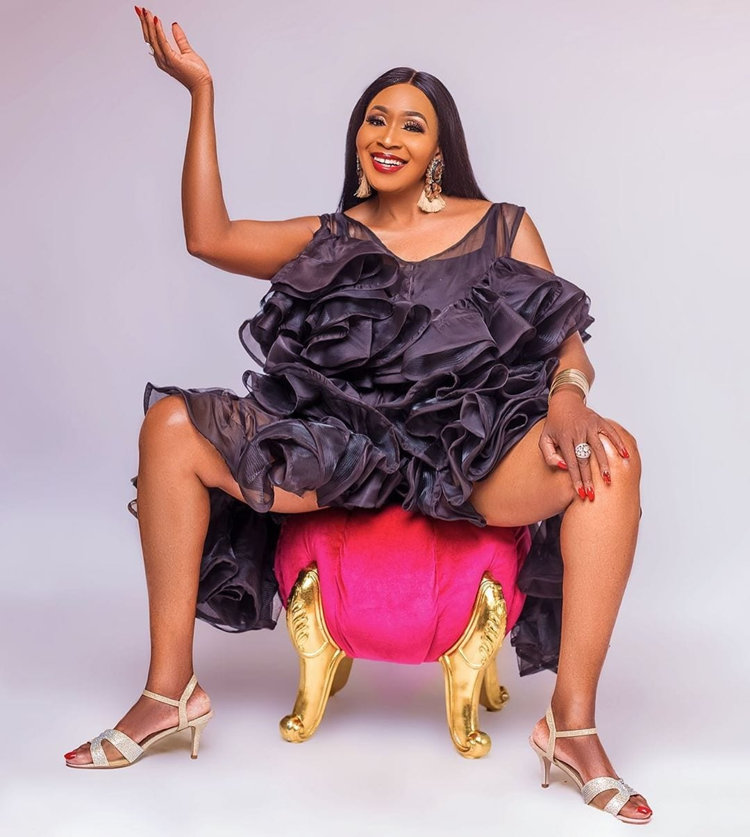Kemi Olunloyo Opens Up On Her Private Life, Reveals She Likes Using S*x Toys #Arewapublisize