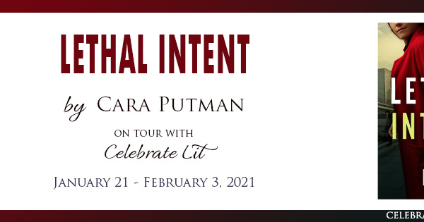 Lethal Intent Blog Tour: Book Review + Giveaway