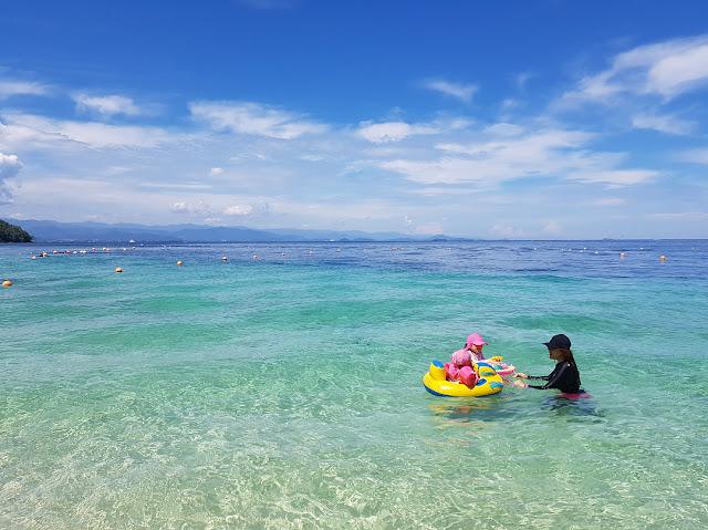 Tempat-Menarik-Di-Sabah-Pulau-Manukan-0-9
