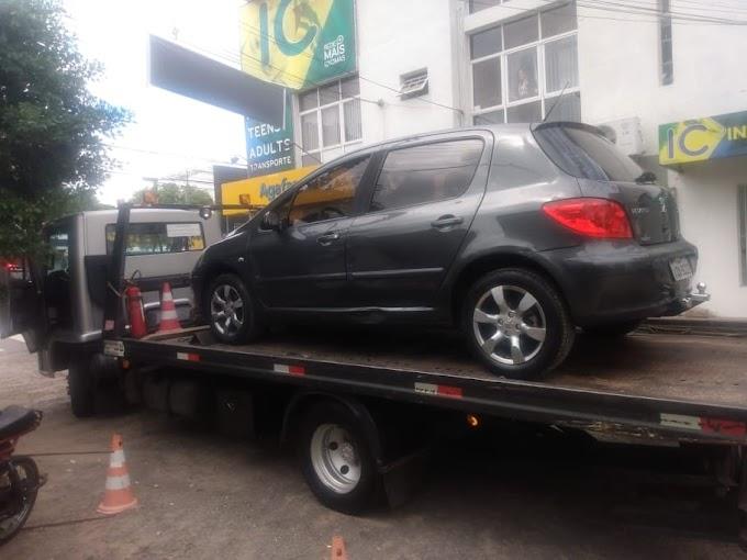 Adolescente rouba carro em Cachoeirinha e é detido pela Brigada Militar