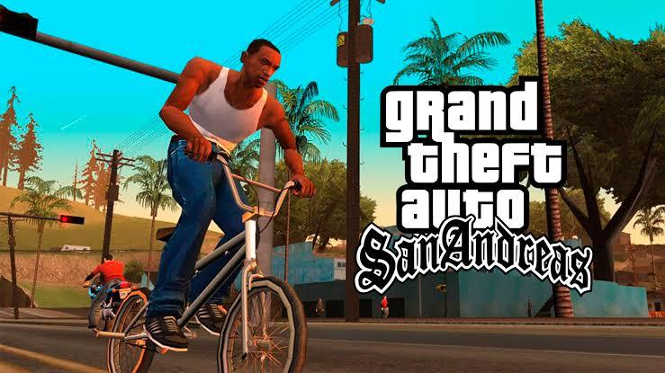 تحميل GTA San Andreas اخر اصدار للاندرويد