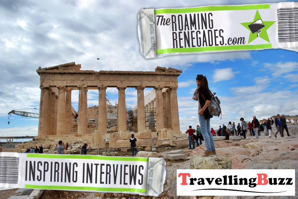 Inspiring interviews, traveller, traveler, Travel Buzz, Maria, Bulgaria, backpacking, travelling, blog, blogger, motivation,