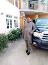 THE PROPRIETOR OF FALOLA HOTEL AND RENTAL SERVICES SHOT DEAD BY UNKNOWN GUNMEN.