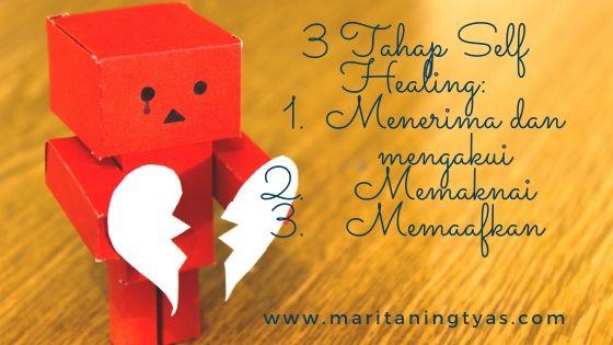 3 tahap self healing