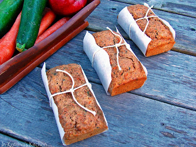 Fruit and Veggie Bread from @KatrinasKitchen