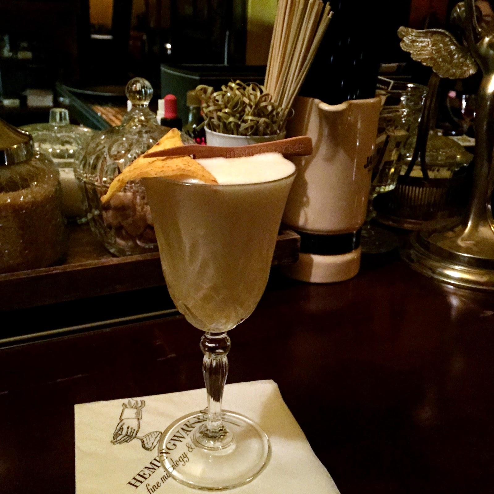 Bar Notes: Hemingway Bar (Prague) - Cocktail Wonk