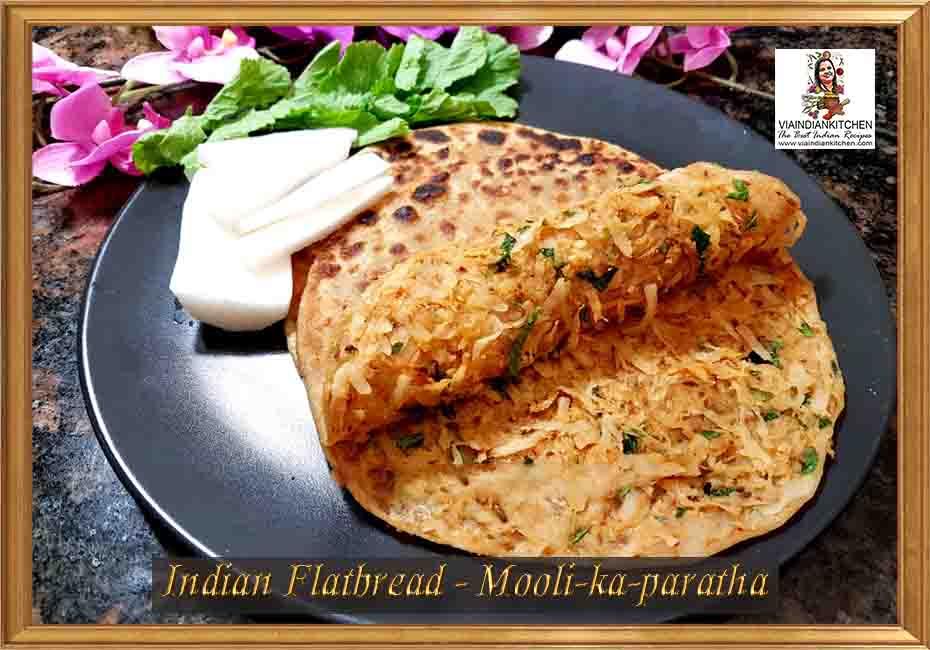 viaindiankitchen-flatbread-mooli-paratha