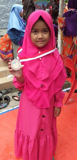 Laverda Pemenang Lomba Cerita Islami FAS 2018 Semarang Barat