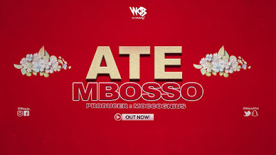 Download Mbosso ate audio
