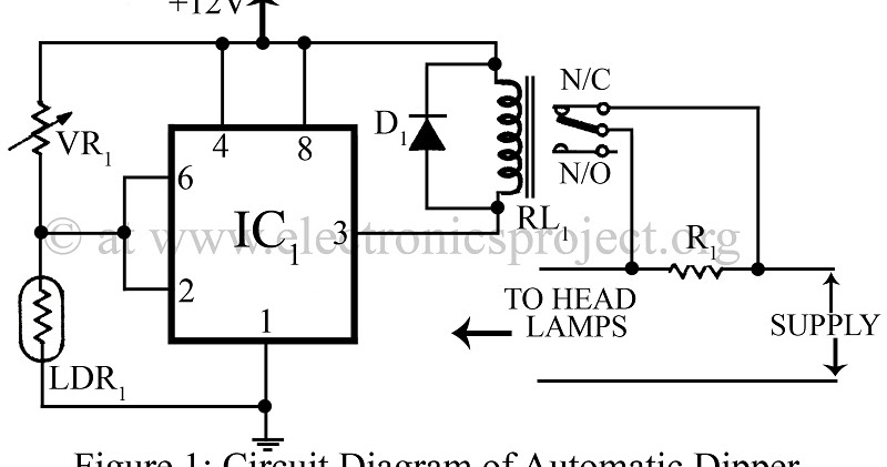 mains switch circuit diagram nonstop electronic circuits