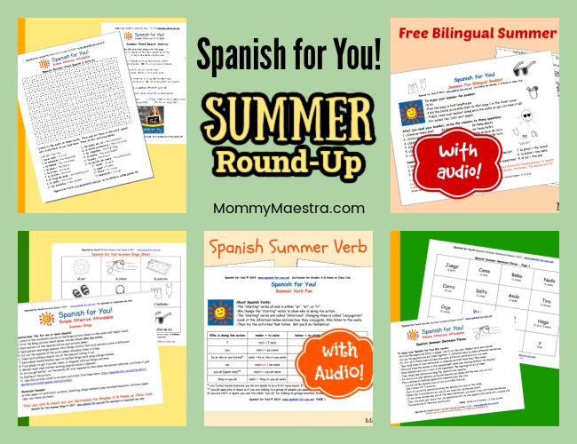 Spanish for You! Summer Round-Up