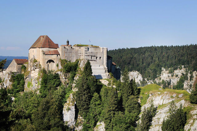 Chateau de Joux Pontarlier