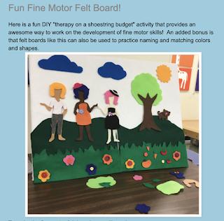 https://drzachryspedsottips.blogspot.com/2019/09/fun-fine-motor-felt-board.html
