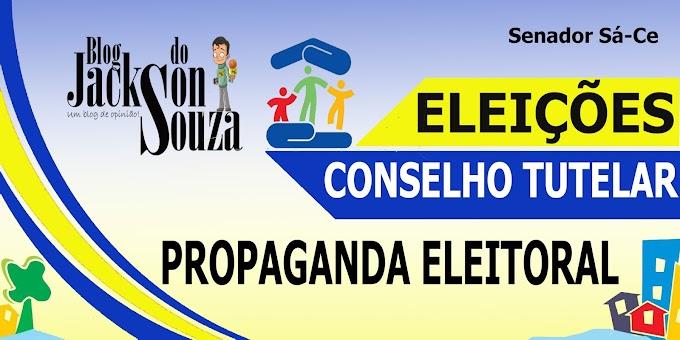 Eleições Conselho Tutelar: Projeto de propaganda eleitoral do blog. Informe e regras!