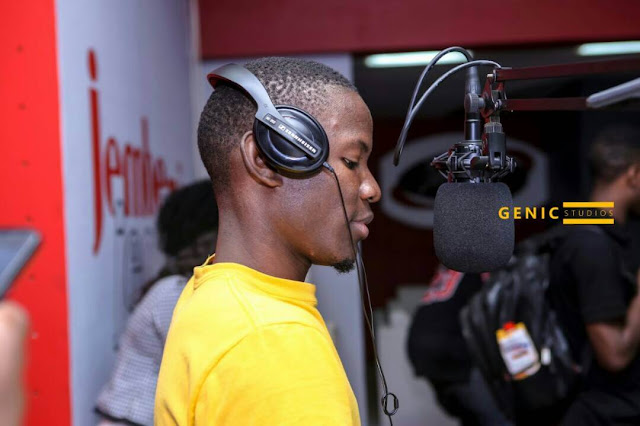 JJ  Radio presenter Jembe Fm| Photo| Courtesy of JJ