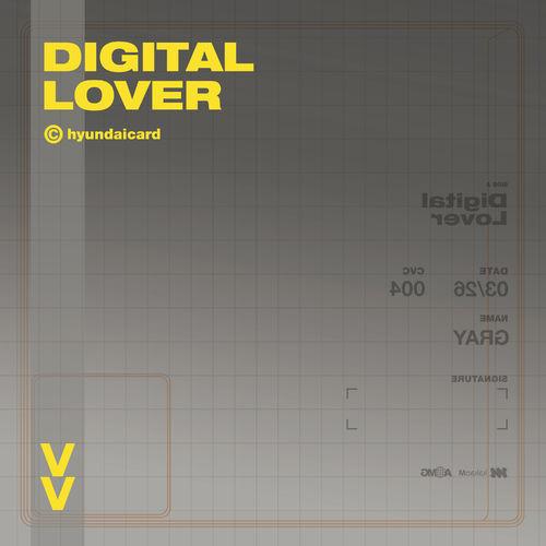 GRAY – Digital Lover (GRAY ver.) – Single