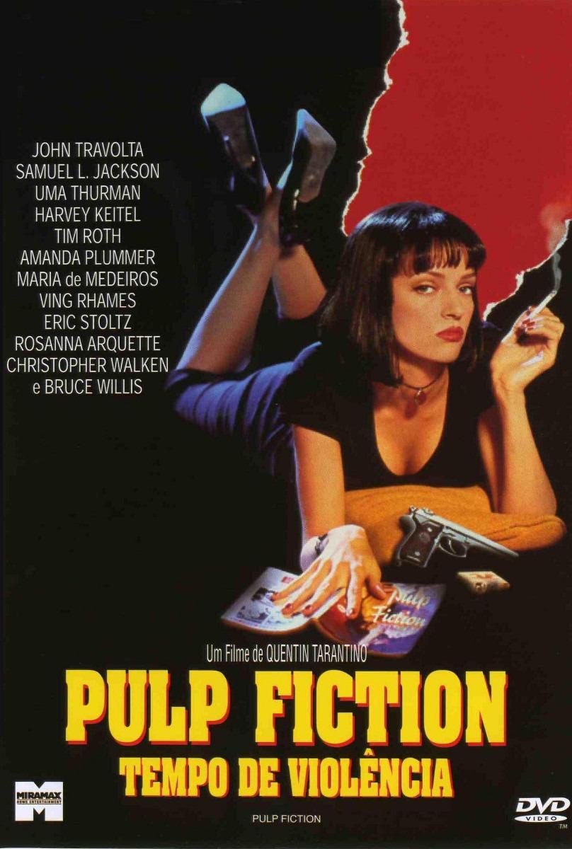 Pulp Fiction Tempo de Violência Dublado