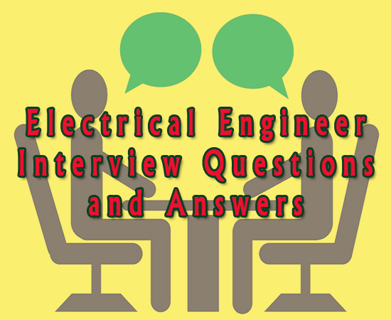 88 Electrical Engineer Interview Questions and Answers - PDF