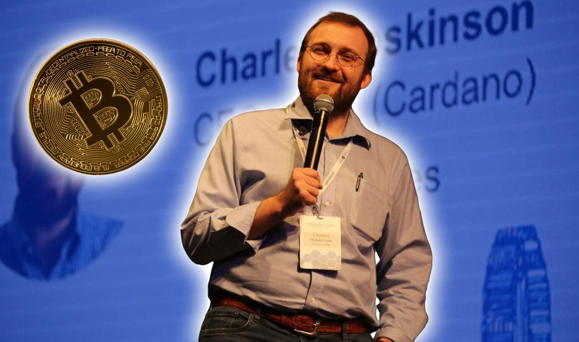 Cardano kurucusu Charles Hoskinson, BTC'nin öleceğine inanıyor