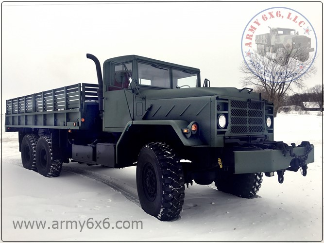 ARMY 6X6: TRUCK SALES