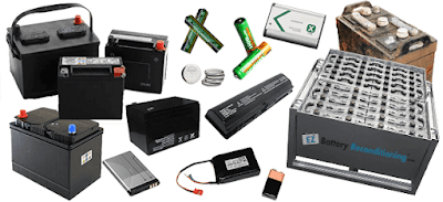 How To Recondition Hybrid Batteries