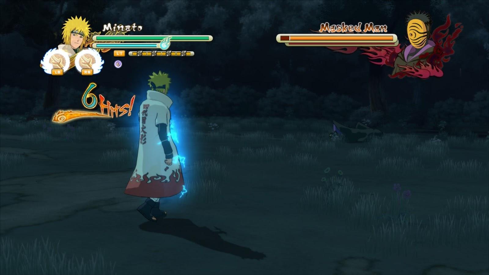 Download Game Naruto Konoha Senki