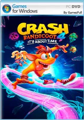 Crash Bandicoot 4 It's About Time (2021) PC Full Español
