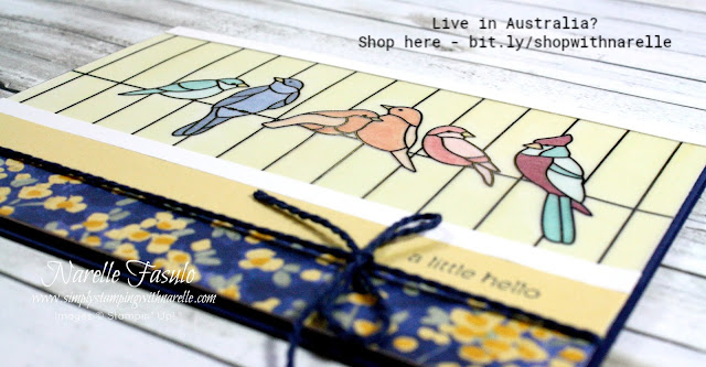Love colouring? Then you are going to fall in love with this pattered vellum. It is perfect for all sorts of colouring mediums. See it here - http://bit.ly/2JVnpxm