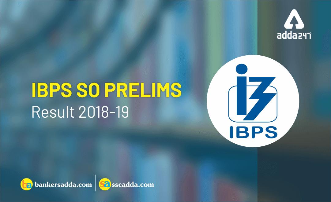 ibps-so-result