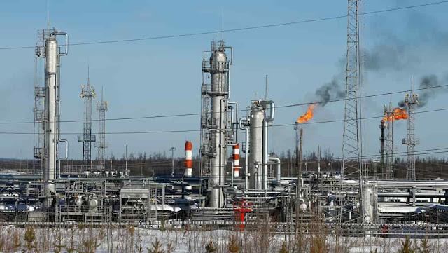Petroleo, refineria