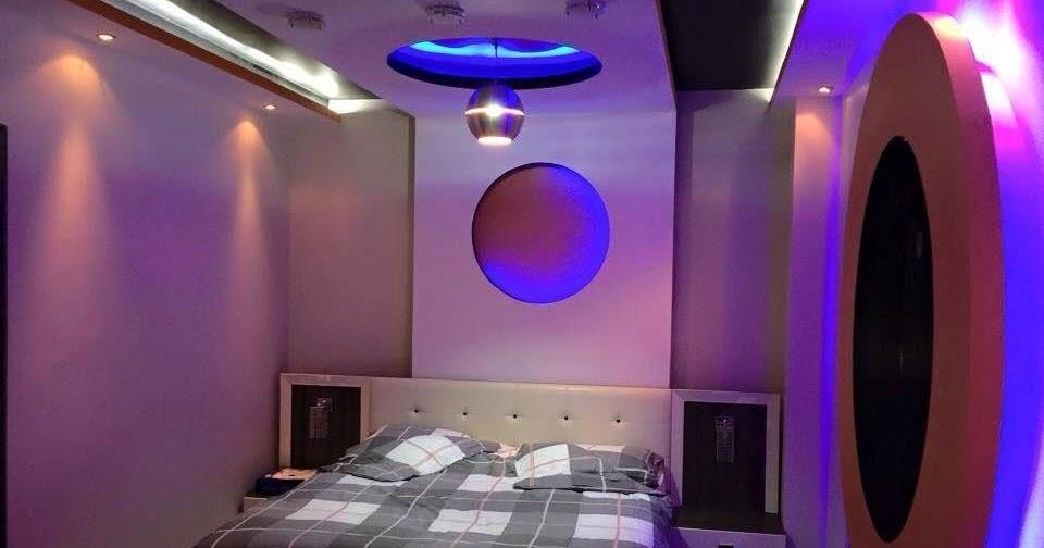 Chambres a coucher moderne ms timicha d coration marocaine for Decoration platre chambre a coucher
