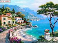 Tranh Cảnh Đẹp