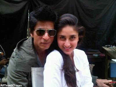 Ra.One movies Shahrukh Khan & Kareena Kapoor picture