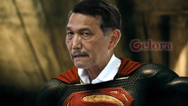 Disinggung soal Badai PHK, Luhut: Jangan Dipikir Pemerintah Superman!