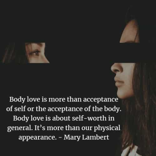 Acceptance quotes about self and life