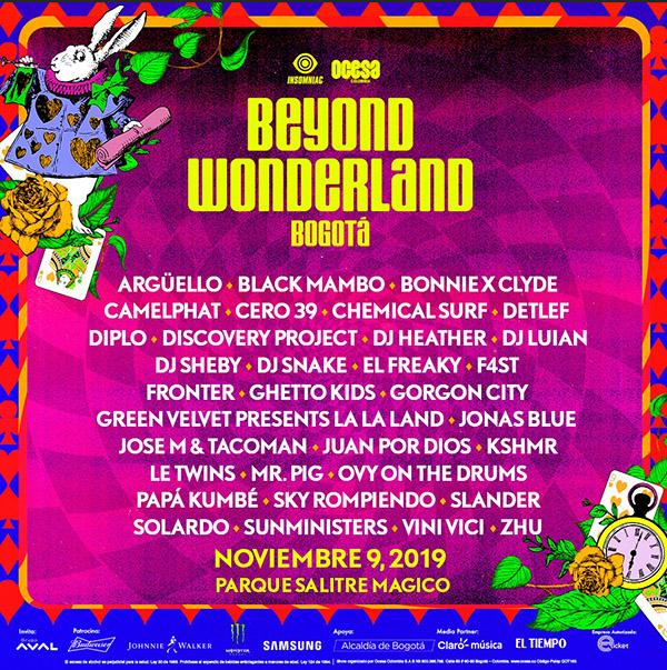 nuevo-artista-suma-Line-up-Beyond-Woderland-ZHU-agenda