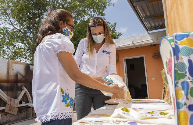 Enfoca Cecilia Patrón su visión hacia más empleos