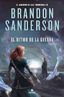 El Ritmo de la Guerra de Brandon Sanderson se publica en noviembre | EL  CABALLERO DEL ÁRBOL SONRIENTE