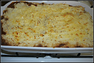 vegetarian recipe, recipe, Shepherd's Pie