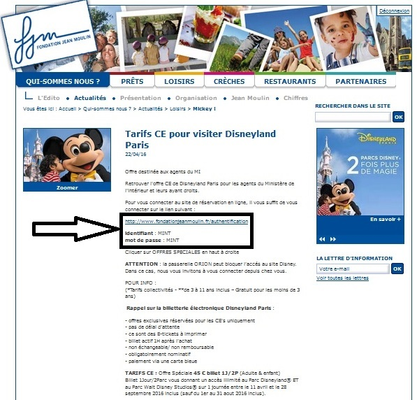 Pases anuales Disneyland Paris