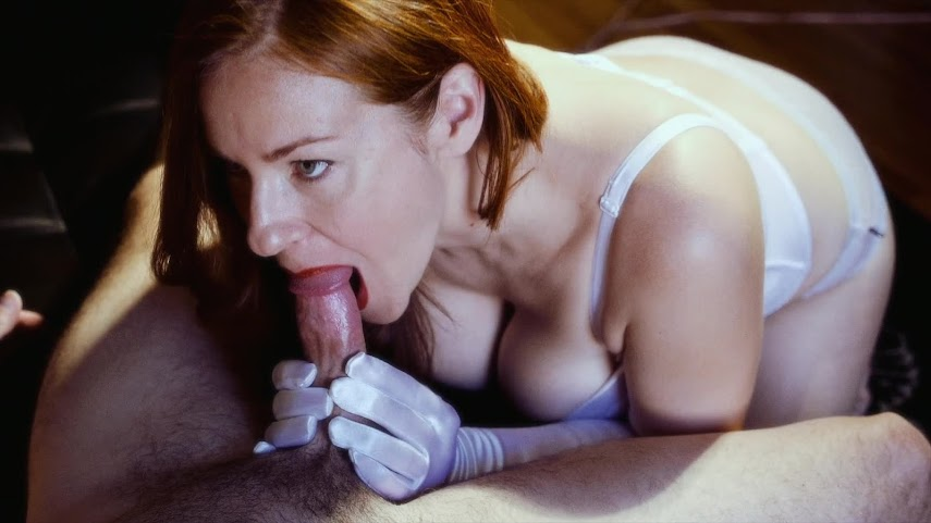 Blowjob 2013-04-19 - Satin Gloves on Your Skin.movReal Street Angels