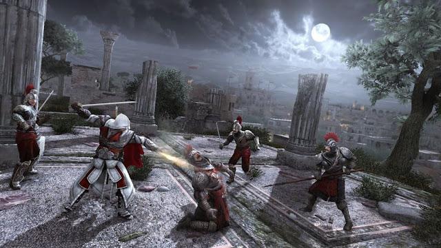 Imagem do Assassin's Creed: Brotherhood