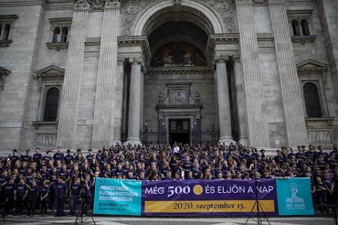 Végigjárták a 2020-as budapesti Nemzetközi Eucharisztikus Kongresszus főbb helyszíneit