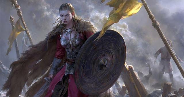 Hablemos de rol y género - Vikinga