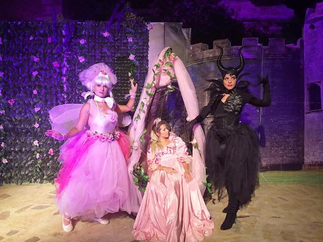 """Αναβολή της θεατρικής παράστασης στο Ναύπλιο """"Η ωραία κοιμωμένη και ο γενναίος των Δασών"""""""