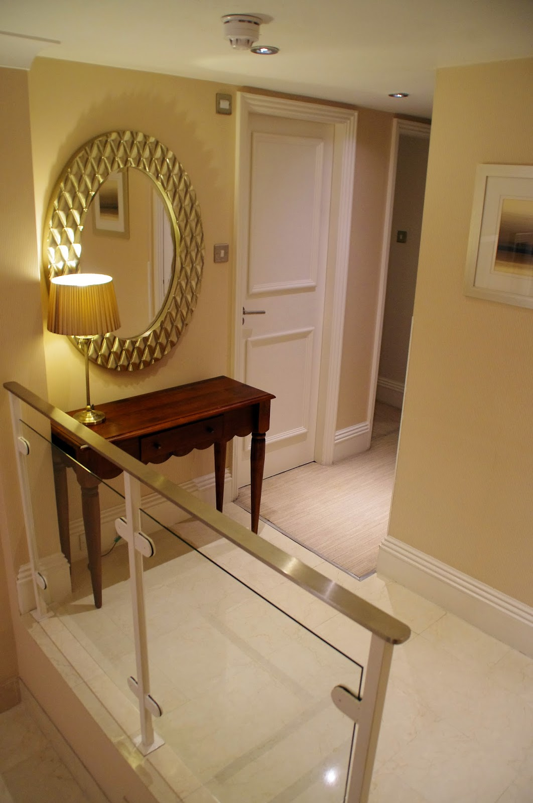 Beaufort House Knightsbridge Apartment Entrance