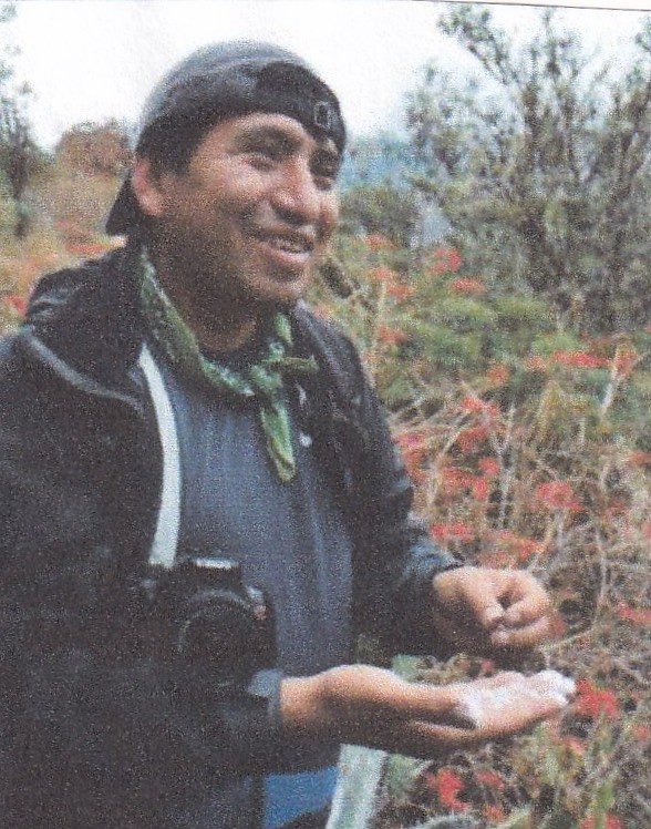 A warning to students in archaeology and anthropology: Enmanuel Gomez Choque