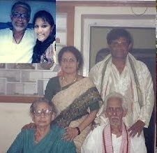 Tanikella Bhavani Family Wife Parents children's Marriage Photos